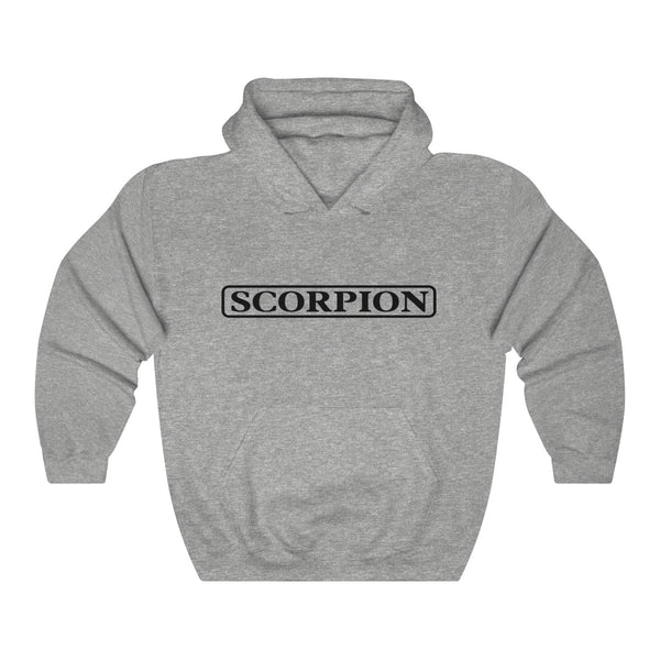 Scorpion Drizzy Drake Scary Hours Merch Inspired Heavy Blend™ Hoodie-Sport Grey-S-Archethype