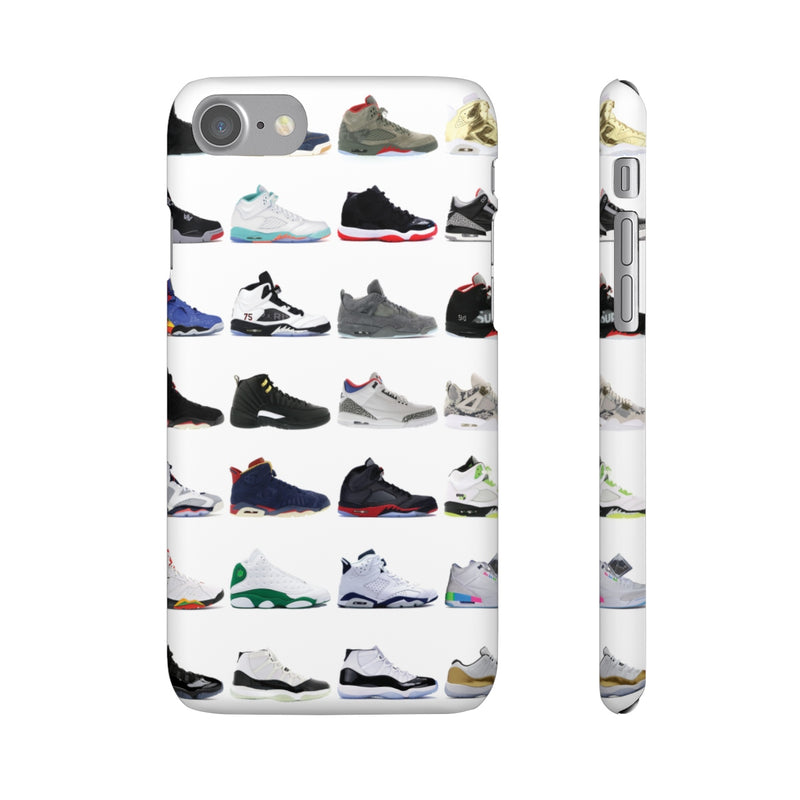 Jordan Sneakers inspired iPhone Snap Case-iPhone 7-Matte-Archethype