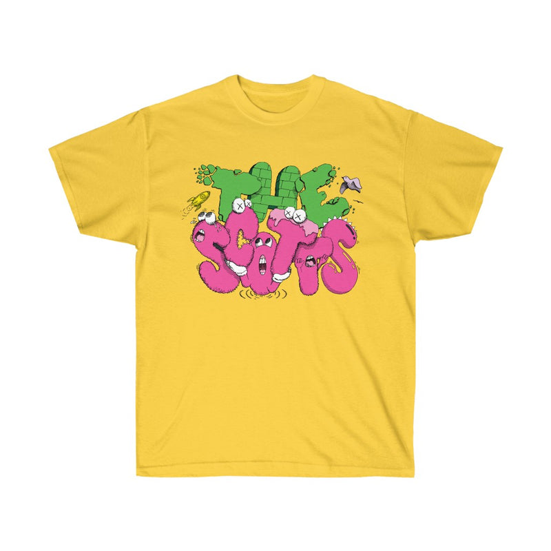 The Scotts Kid Cudi T-Shirt Merch Inspired Ultra Cotton Tee-Daisy-S-Archethype