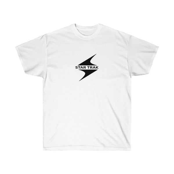 Star Trak Unisex Ultra Cotton Tee - The Neptunes Pharrell Williams Chad Hugo N*E*R*D inspired-L-White-Archethype