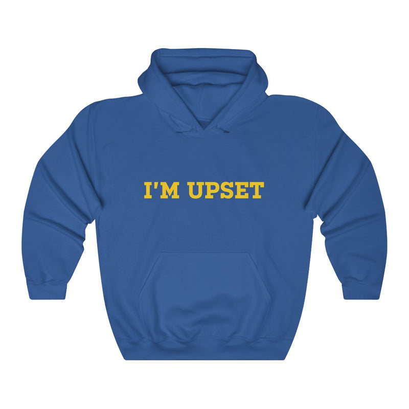I'm Upset Drizzy Drake Scorpion Inspired Heavy Blend™ Hoodie-Royal-S-Archethype