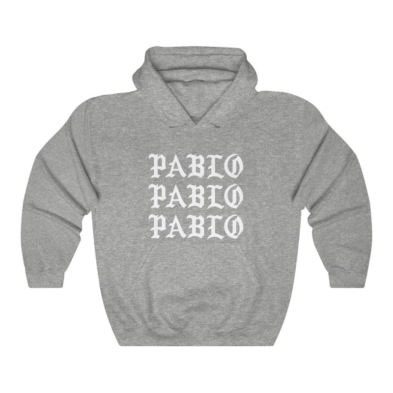 Pablo Heavy Blend™ Kanye West hoodie-S-Sport Grey-Archethype