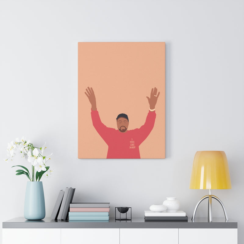 Kanye West I Feel Like Pablo Canvas Gallery Wraps - The Life of Pablo TLOP tour merch inspired-Archethype