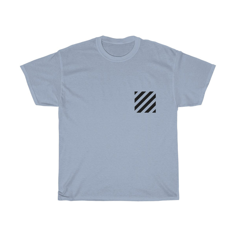 Dope Off-White Virgil Abloh c/o Inspired Tee-Light Blue-S-Archethype