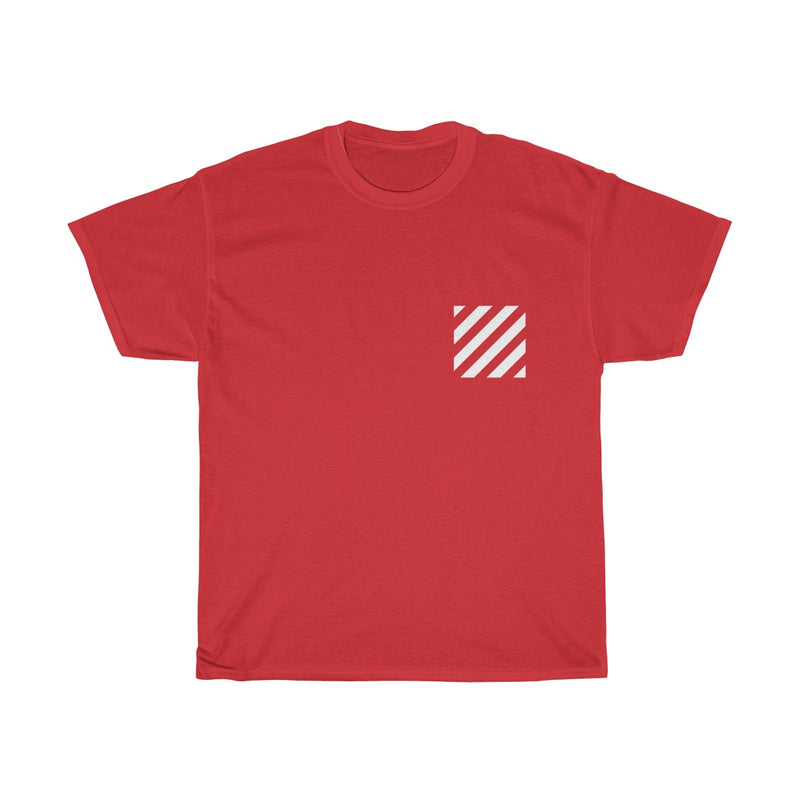 Dope Off-White Virgil Abloh c/o Inspired Tee-Red-S-Archethype