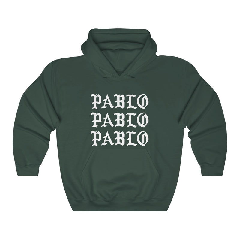 Pablo Heavy Blend™ Kanye West hoodie-S-Forest Green-Archethype
