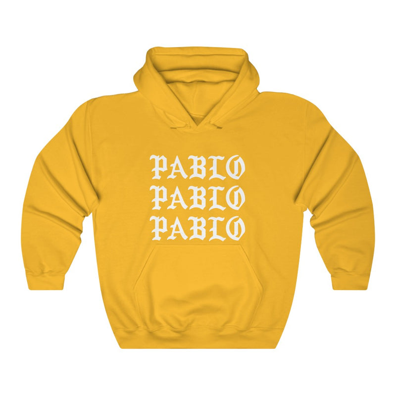 Pablo Heavy Blend™ Kanye West hoodie-S-Gold-Archethype