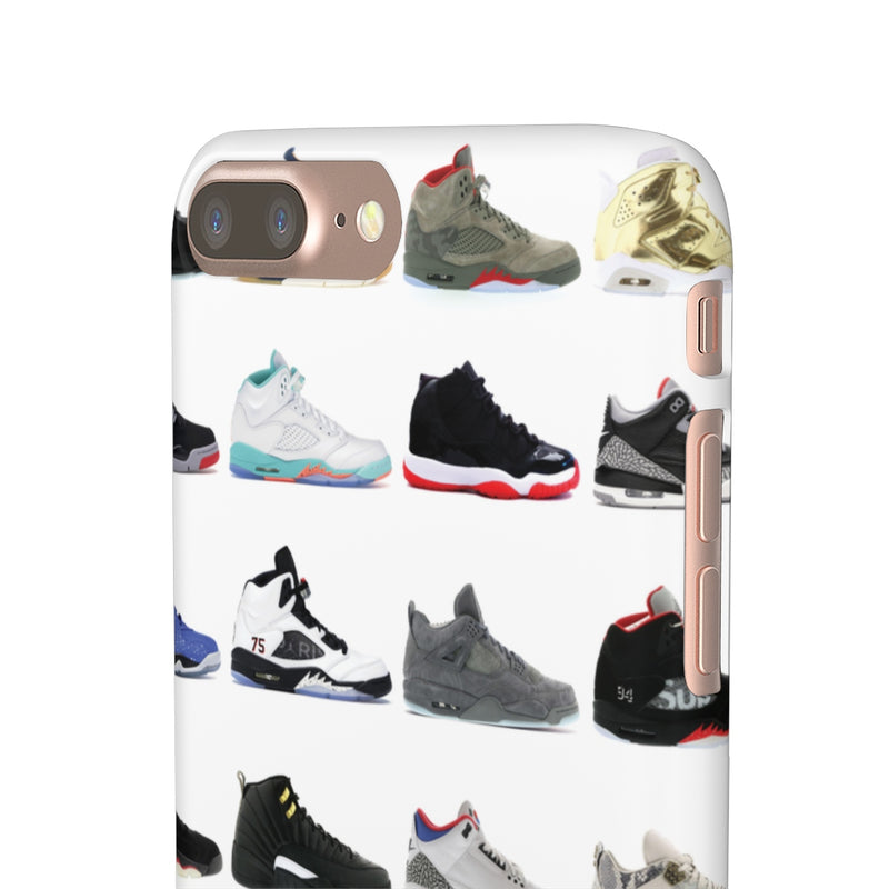 Jordan Sneakers inspired iPhone Snap Case-Archethype