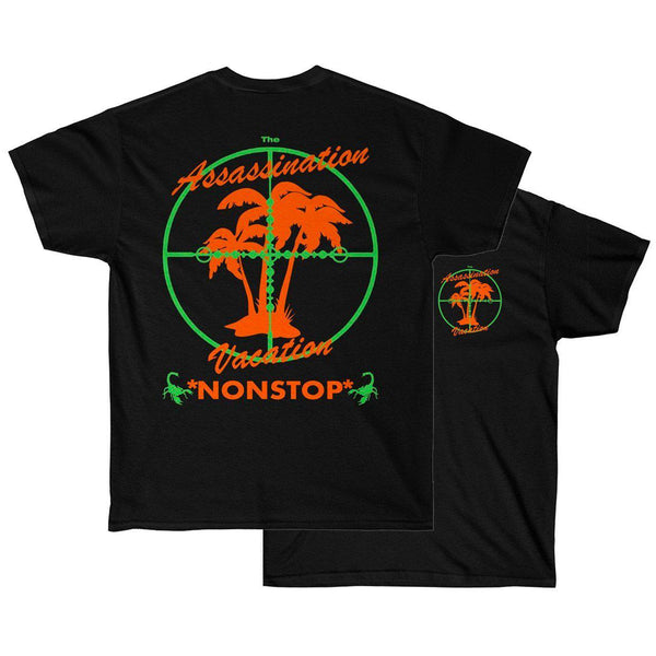 Assassination Vacation Tour Drake merch inspired - Unisex Ultra Cotton Tee-Archethype
