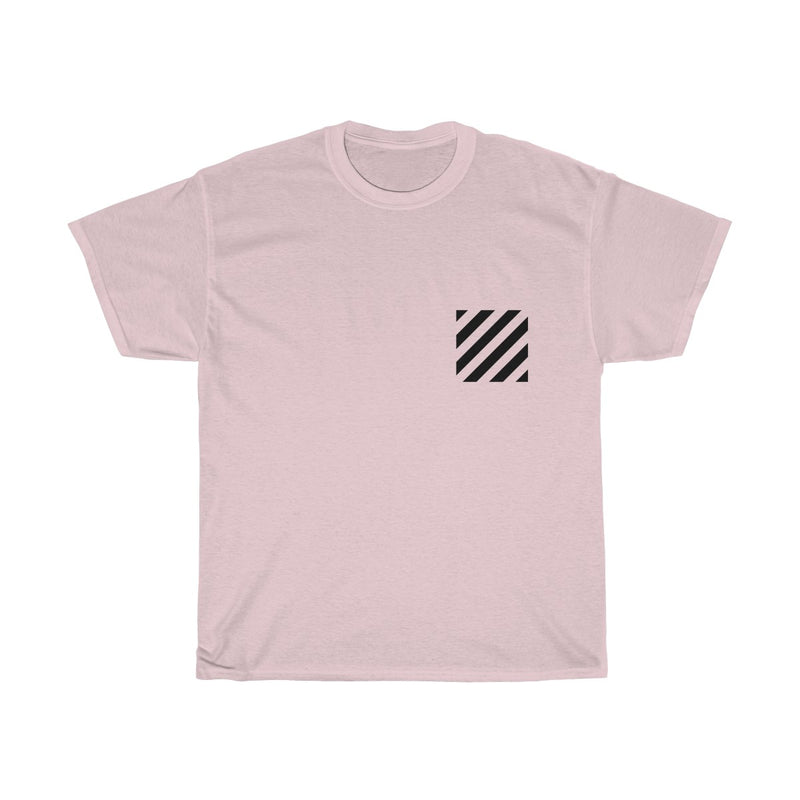 Dope Off-White Virgil Abloh c/o Inspired Tee-Light Pink-S-Archethype