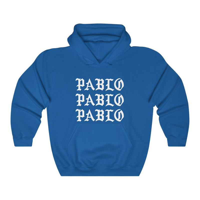 Pablo Heavy Blend™ Kanye West hoodie-S-Royal-Archethype