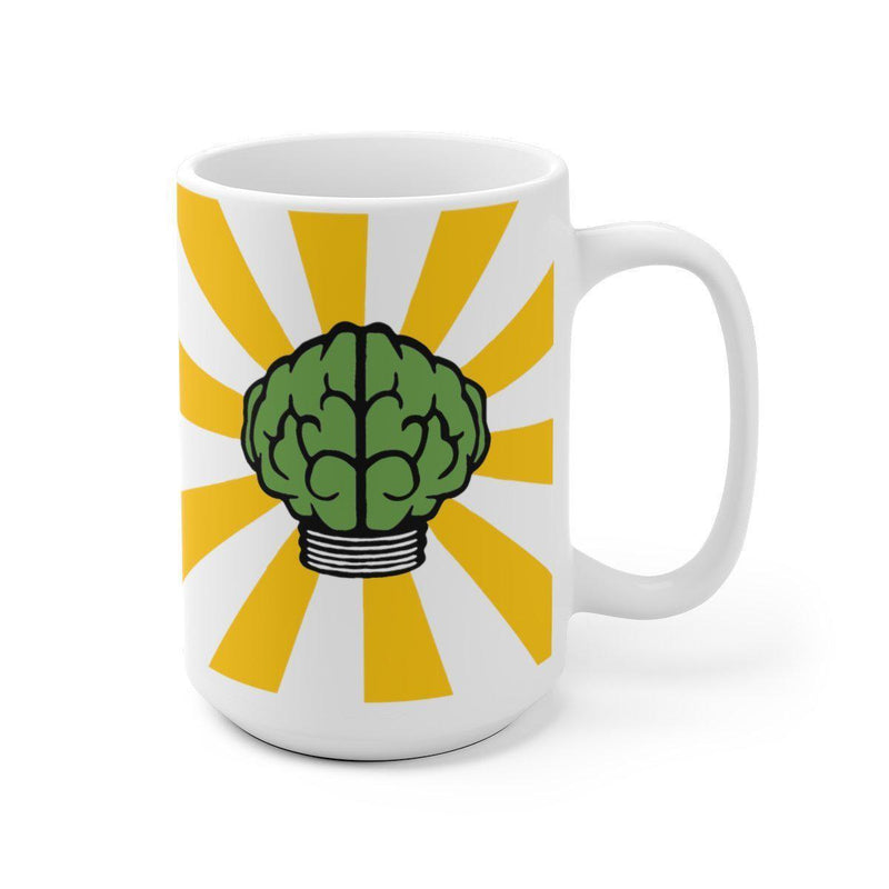 Brain Mug - N*E*R*D Pharrell Williams in search of... Inspired-Archethype