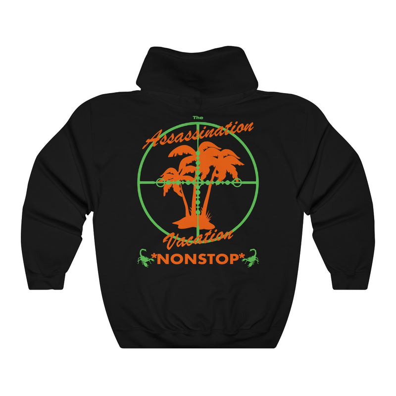 Assassination Vacation Tour Drake merch inspired - Unisex Heavy Blend™ Hooded Sweatshirt-Archethype