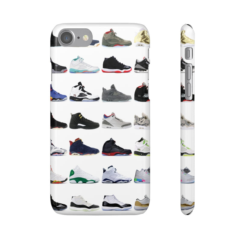 Jordan Sneakers inspired iPhone Snap Case-iPhone 7-Glossy-Archethype