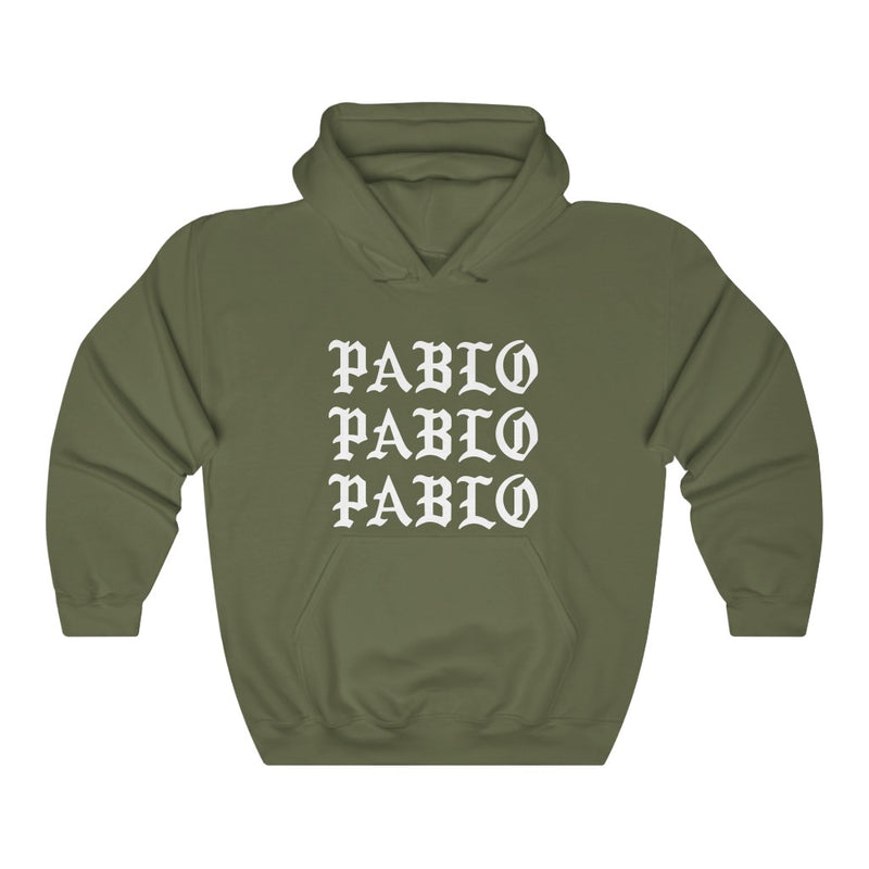 Pablo Heavy Blend™ Kanye West hoodie-S-Military Green-Archethype