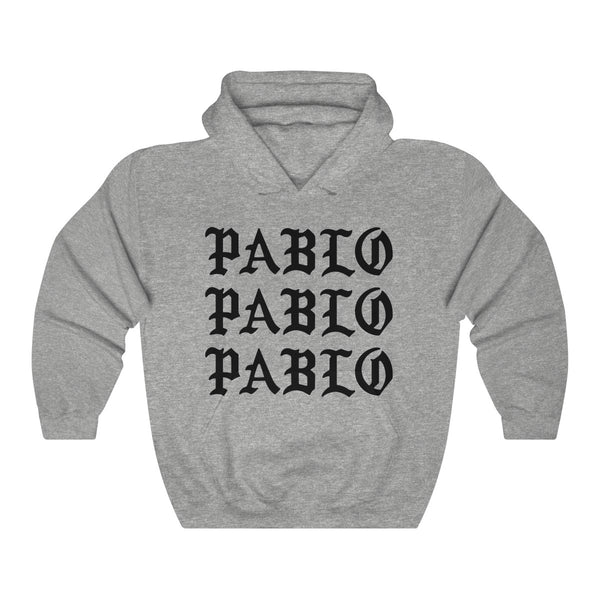 Pablo Heavy Blend™ Kanye West hoodie-Sport Grey-S-Archethype