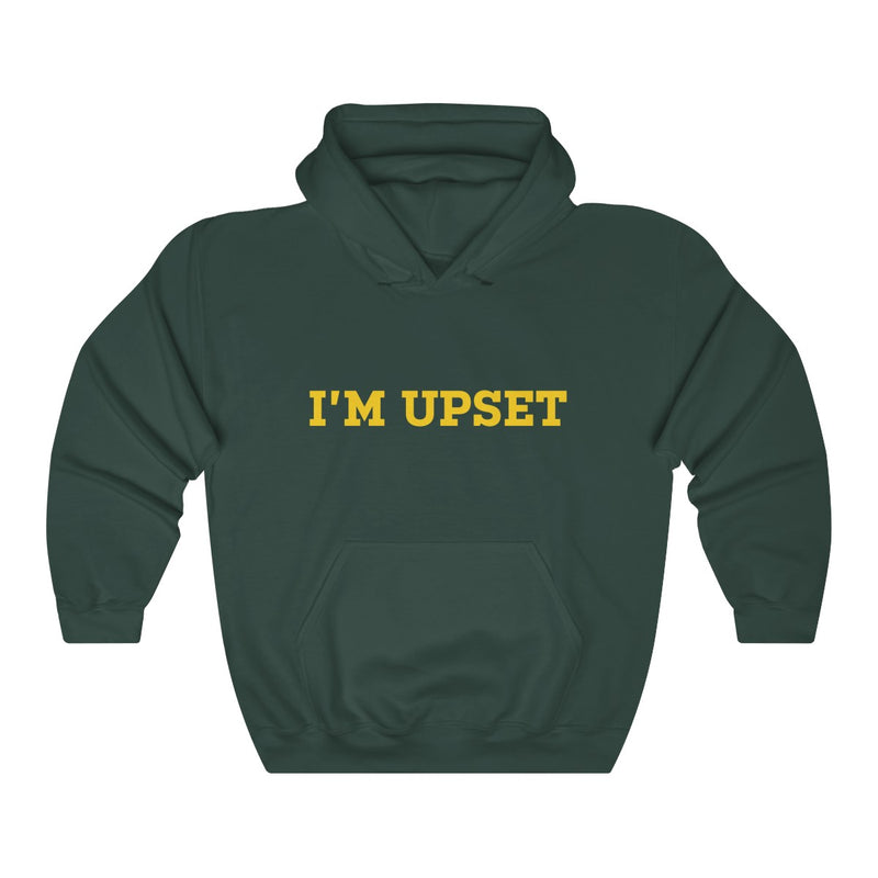 I'm Upset Drizzy Drake Scorpion Inspired Heavy Blend™ Hoodie-Forest Green-S-Archethype