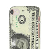 Kanye West President face on 1 dollar bill case iPhone Snap Case-iPhone 8-Glossy-Archethype