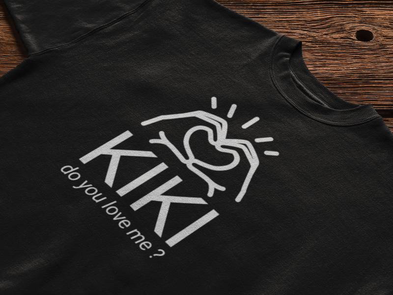 Kiki do you love me? In my feelings Drake inspired tee-Archethype