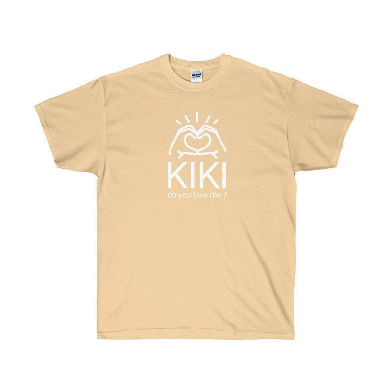 Kiki do you love me? In my feelings Drake inspired tee-Vegas Gold-S-Archethype