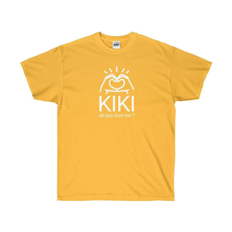 Kiki do you love me? In my feelings Drake inspired tee-Gold-S-Archethype