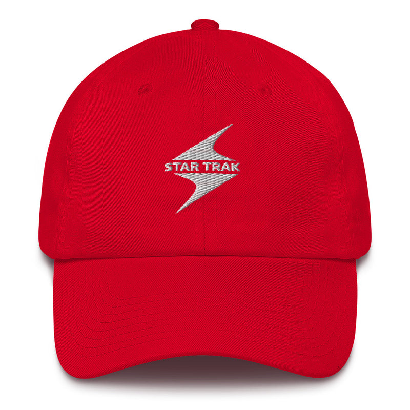 Star Trak Made in USA Cotton Cap - N*E*R*D The Neptunes Pharrell inspired-Red-Archethype
