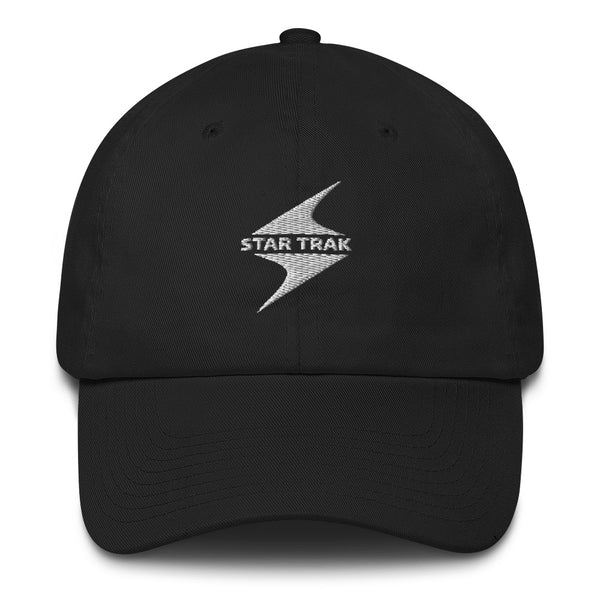 Star Trak Made in USA Cotton Cap - N*E*R*D The Neptunes Pharrell inspired-Black-Archethype