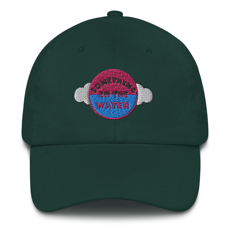 Something in the water Dad hat - Pharrell Williams Festival Merch inspired-Spruce-Archethype