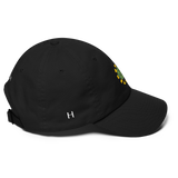 NERD Brain logo embroidery Dad cap snapback. Pharrell Williams, Chad Hugo & Shay Haley.-Archethype