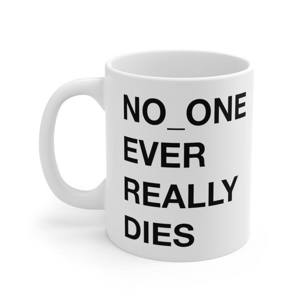 N*E*R*D NO_ONE ever really dies Mug-11oz-Archethype