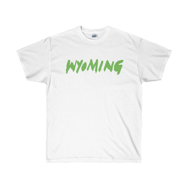 Wyoming Kanye West Ye 2018 Album Cover Tee-White-S-Archethype