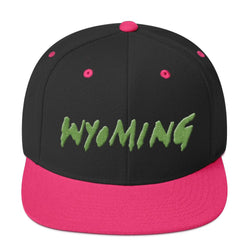 Wyoming Merch Snapback Hat – Archethype