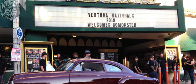 Ventura Welcomes BOMONSTER