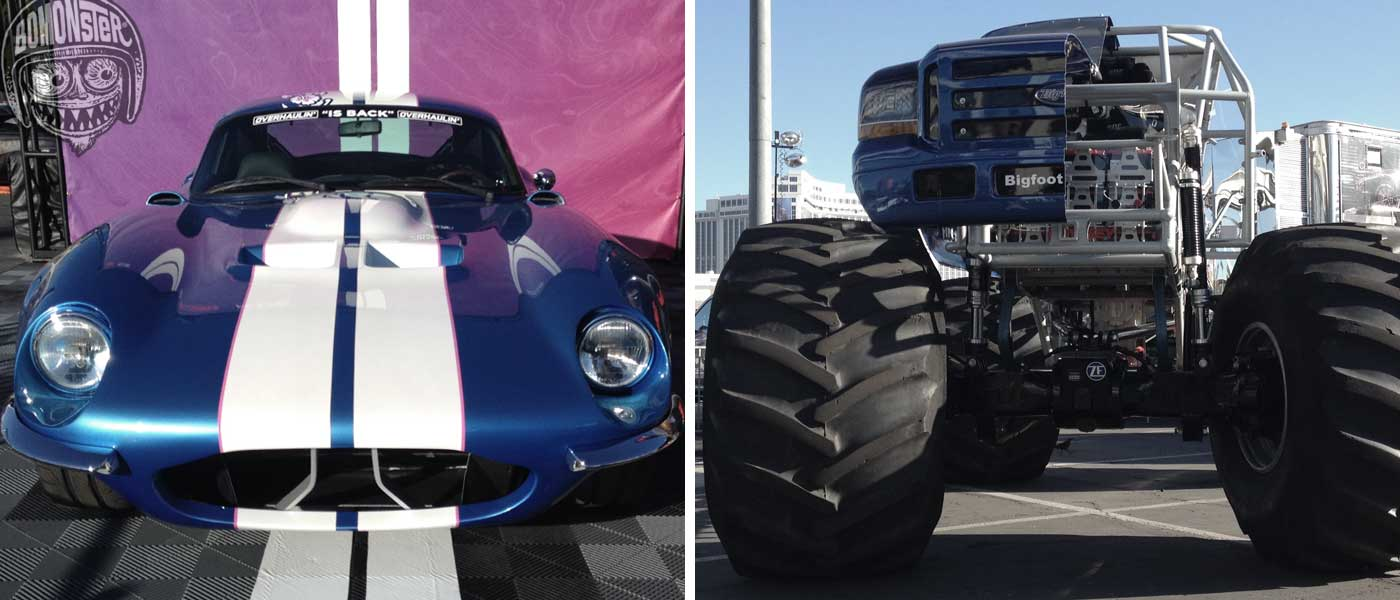 ev monster truck bigfoot
