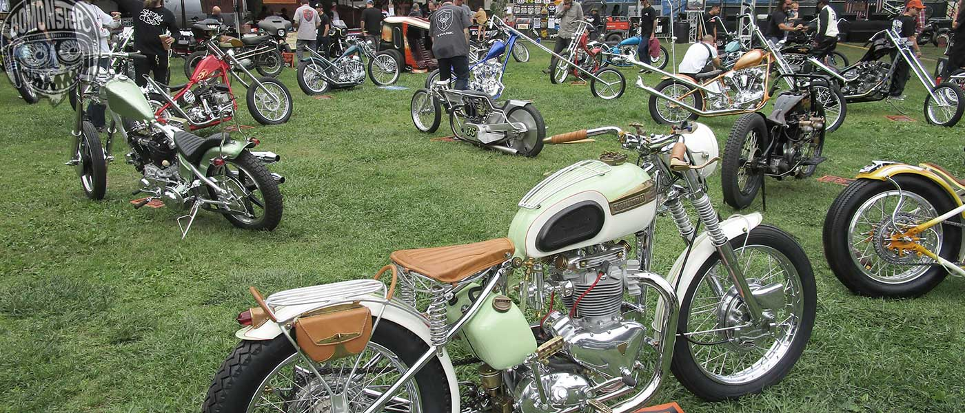 1957 triumph show bike born free