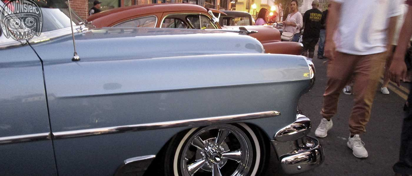 chevy custom ventura street crowd
