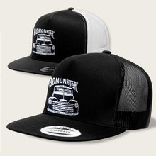 Load image into Gallery viewer, chevy truck mesh back trucker hat by bomonster