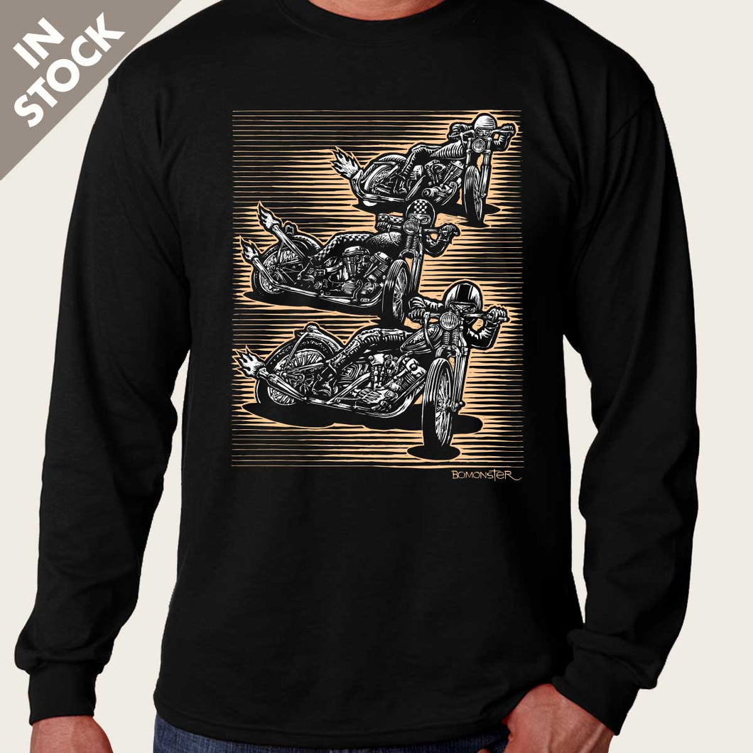 Men's Harley Long Sleeve T-Shirt