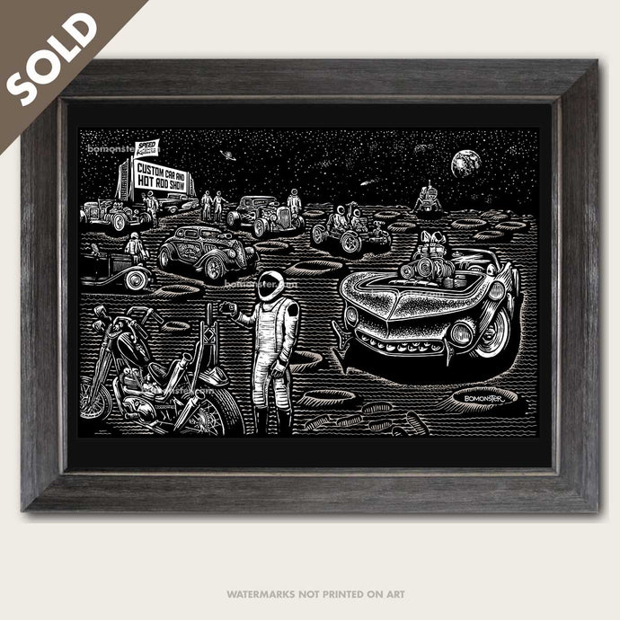 SOLD OUT Poster Art