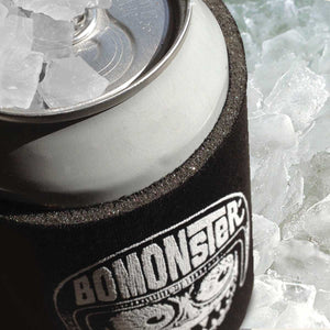 BOMONSTER Foam Coozie Can Cooler