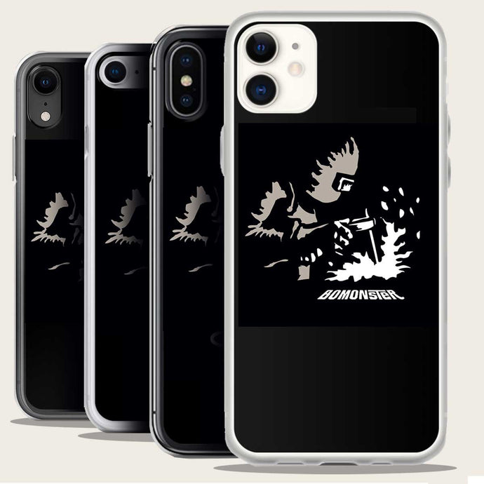 stick wleld iphone case by bomonster
