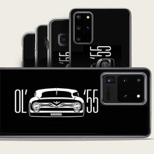 Load image into Gallery viewer, classic 1955 ford truck grill samsung galaxy case by bomonster