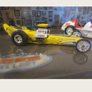 greer/black/prudhomme dragster hot wheels