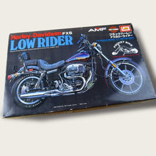 Load image into Gallery viewer, harley-davidson fxs lowrider 1/2th scale model from japan
