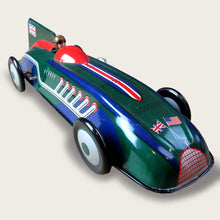 Load image into Gallery viewer, Captain Benjamin Land Speed Windup Car