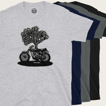 Load image into Gallery viewer, triumph desert sled tee by bomonster