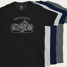 Load image into Gallery viewer, harley sportster tee by bomonster