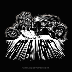 "Made-To-Order Soft Tee ""Got A Light?"""