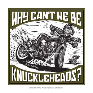 bomonster harely knucklehead flat track racer ridden by monster rider