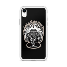 "Load image into Gallery viewer, Drag Racing ""Blown Motor"" iPhone Case"